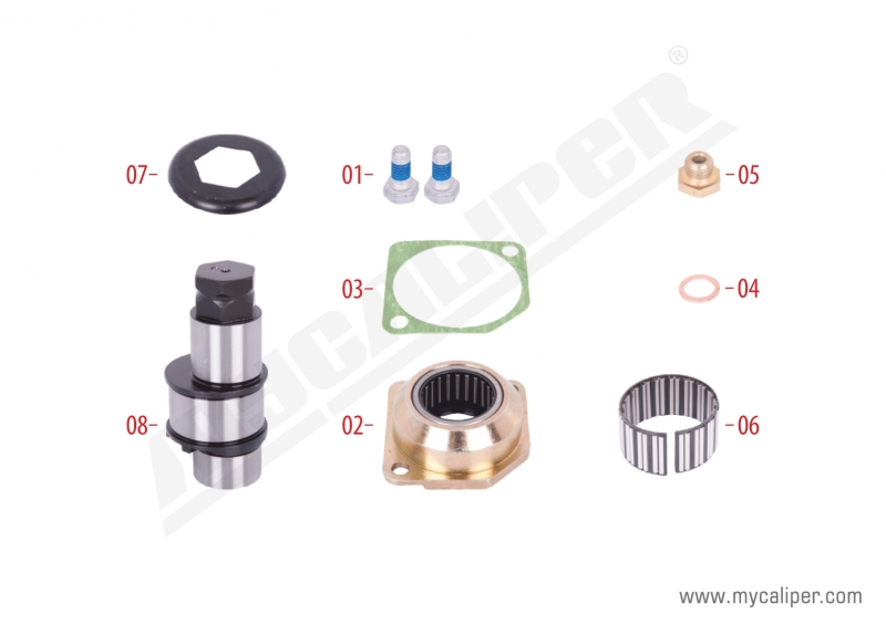 Shaft Cover Kit