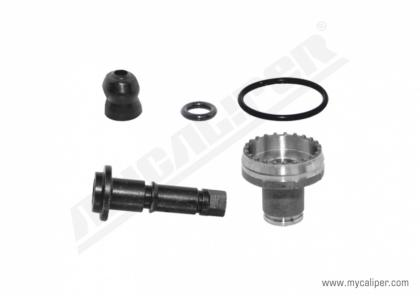 Brake Adjusting Pin Kit (Thin Teeth)