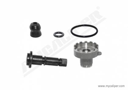 Brake Adjusting Pin Kit (Wide Teeth)