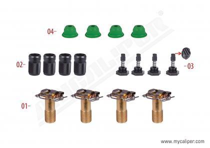 Brake Repair Kit (Thick Teeth - New Type)