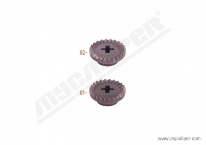 Caliper Adjuster Mechanism Gear