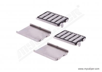 Caliper Flat Bearings