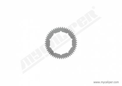 Caliper Gear Wheel
