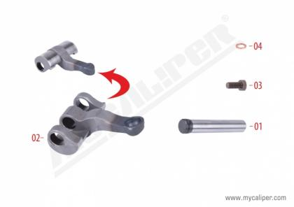 Caliper Lever Repair Kit