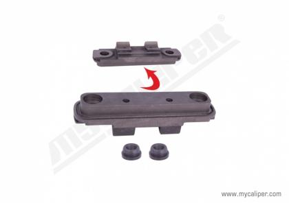 Caliper Mechanism Metal Top Cover Kit