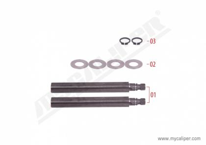 Caliper Mechanism Pin Repair Kit