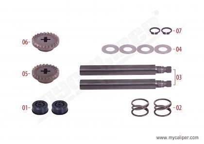Caliper Mechanism Repair Kit