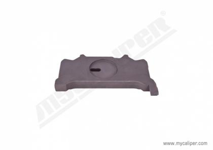 Caliper Push Plate Slotted (Right - PAN19)