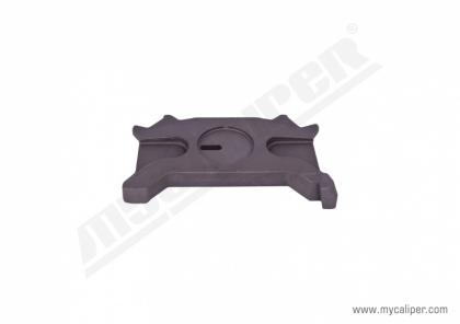 Caliper Push Plate Slotted (Right - PAN22)