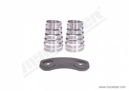 Caliper Push Plate & Spring Repair Kit