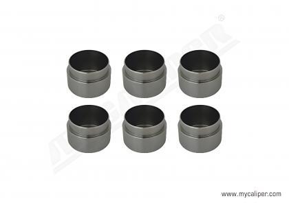 Caliper Steel Cap Kit
