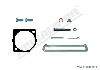 Cover Gasket & Pad Retainer Repair Kit