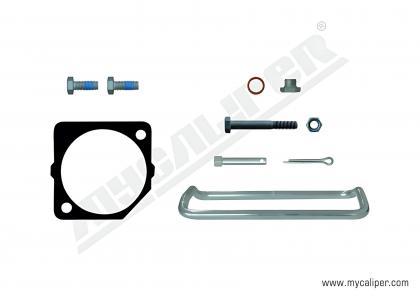 Cover Gasket & Pad Retainer Repair Kit