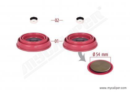 Caliper Piston Tappet Repair Kit