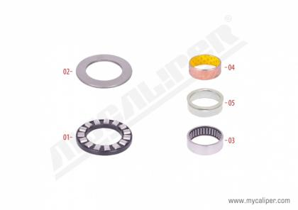 Caliper Bush & Bearing Repair Kit