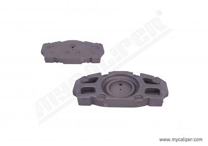 Caliper Push Plate