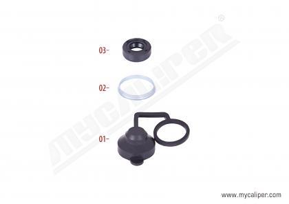 Caliper Adjuster Seal & Boot Repair Kit