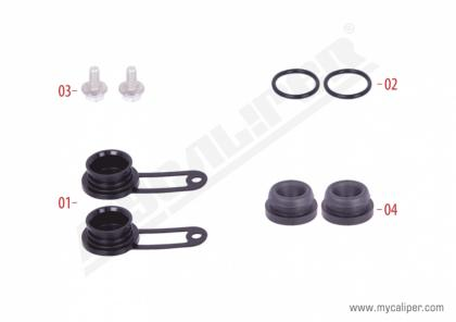 Plastic Plug Repair Kit